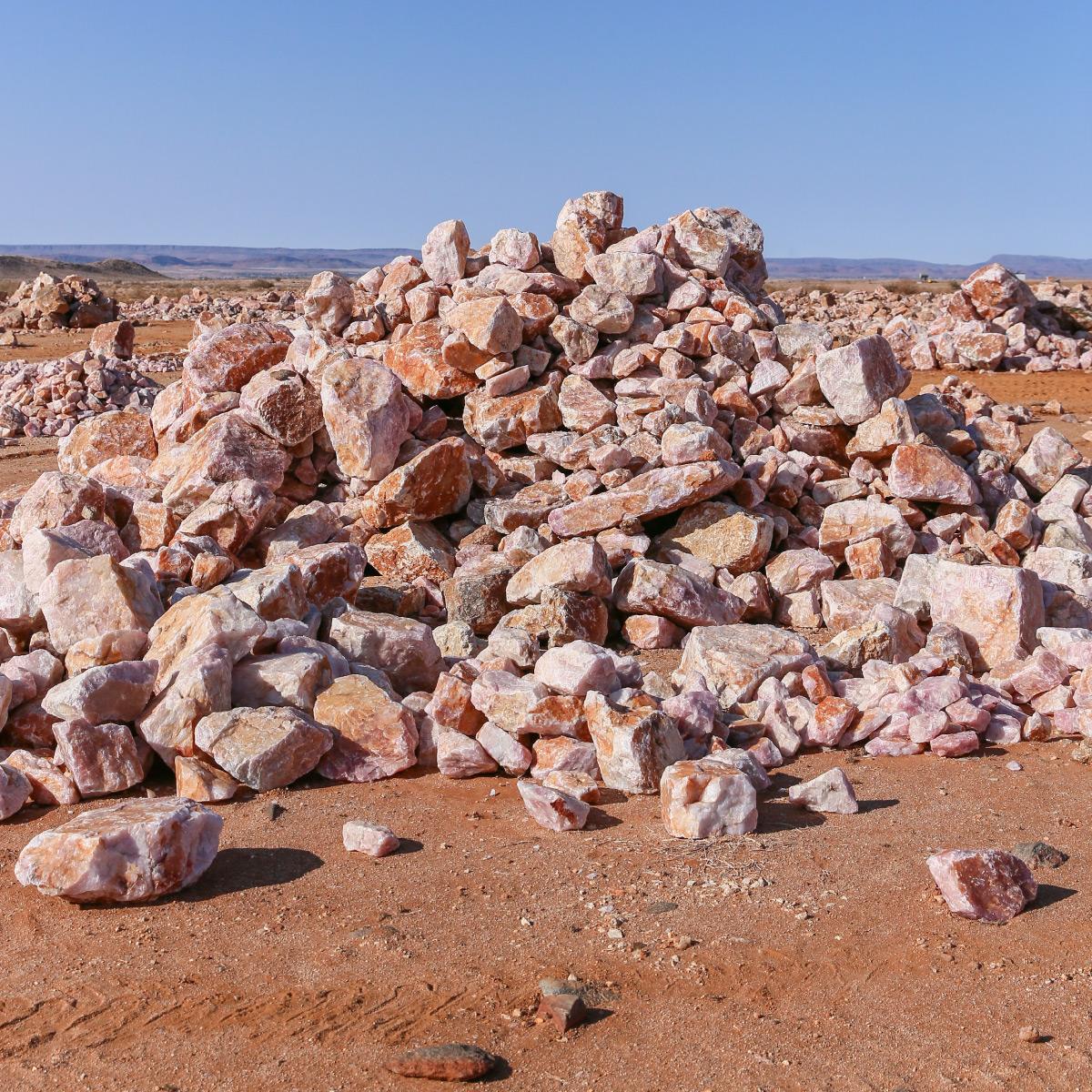 Stock Pile